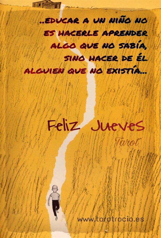 FELIZ JUEVES 💋💕#ConoceTuFuturo #ConsultasdeTarot #FechasExactas #HOROSCOPO #TarotistaEspañola #acierto #VidenteDeNacimiento #VidenteNatural #clarividencia