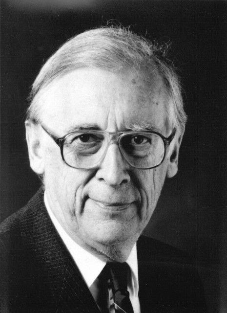 John A. Pople, 1998.