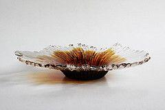 Northern Lights Bowl by Tauno Wirkkala for Humppila (1001vintage) Tags: brown…