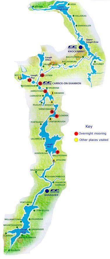 Shannon Waterway