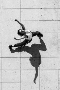 Karolina Kroczak, taniec współczesny / contemporary dance, fot. Marta Ankiersztejn