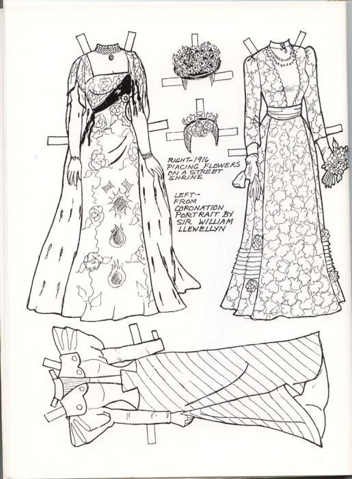 Colouring Pictures Queen Elizabeth 2 : 486 best paper dolls: royalty images on pinterest