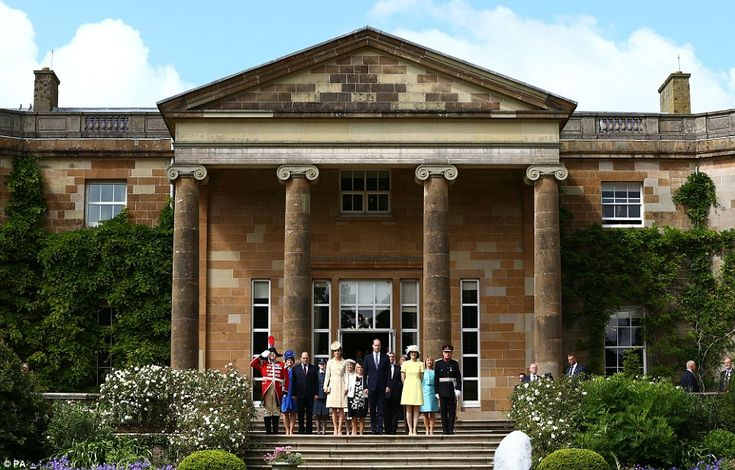 Hillsborough Castle is the official residence of the Royal Family when they are in Norther...