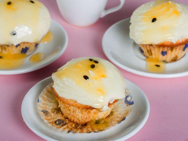 Granadilla Cupcakes