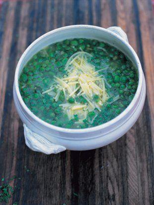 Pea Soup | Vegetables Recipes | Jamie Oliver Recipes