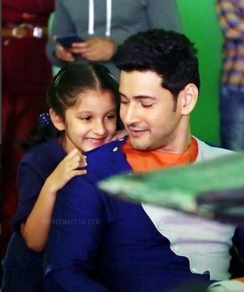 Mahesh Babu with Daughter Sitara, Namrata Shirodkar shared an adorable pic