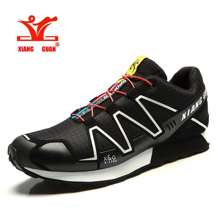 2016 XIANG GUAN Running Shoes Man Outdoor Sneakers Sports Shoes Flat Trail Run Free Walking Shoes Jogging Trendy Shoe EUR 39-44