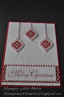 Stamp with Melva: Christmas Share