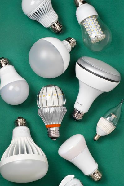 If you have nagging questions about these energy-saving and long-lasting bulbs, we have the answers. | Photo: Ted Morrison | thisoldhouse.com