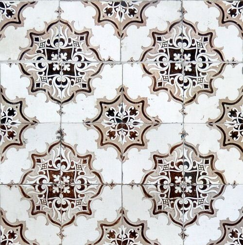 Image via We Heart It #decor #design #print #tiles #vintage
