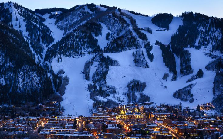 Aspen is a remote Rocky Mountain town with more than its fair share of elegance. In winter, visitors may see the likes of Kevin Costner and Jessica Alba swishing down one of Aspen's four mountains, while summer brings hiking, biking and horseback riding, as well as Food & Wine's Classic.