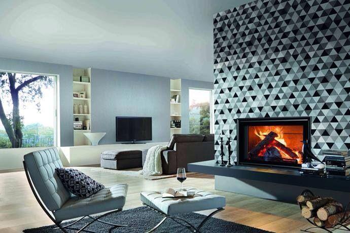 Ταπετσαρία για το σαλόνι σας απο www.keepyourhousefresh.gr
