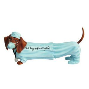 hot diggity dog figurines | the Hot Diggity Dog Collection. Hot Diggity Dog Dachshund figurine ...
