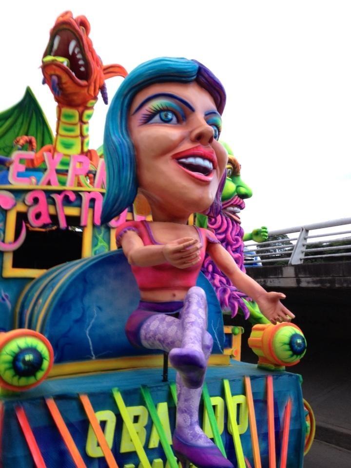 Carnaval de Negros y Blancos Black and White Carnival, Pasto, Nariño