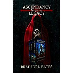 Boxset includes the full first three titles in the Ascendancy Legacy Series:  Ascendancy The Arena  Ascendancy Jar of Souls  Ascendancy Guardian of the Grove  Follow Jackson as he learns just what it means to be born as one of the Ascended. Magic isn't always all it's cracked up to be, at least not when you're being hunted. Not to mention creepy artifacts that harness the energy of people's souls. Oh yeah, I forget the fae are still around and let's just say they have a little problem with…