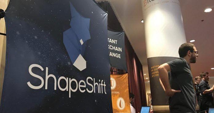 Shapeshift suspende operaciones en Washington ante medidas de la SEC