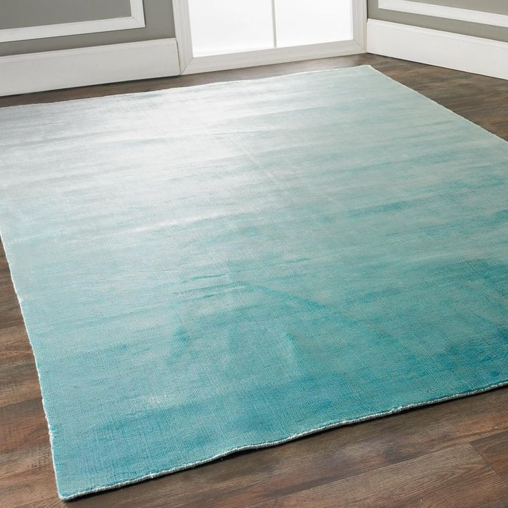 Lime Green Grey Area Rug: Authentic Buffalo Hide Rug