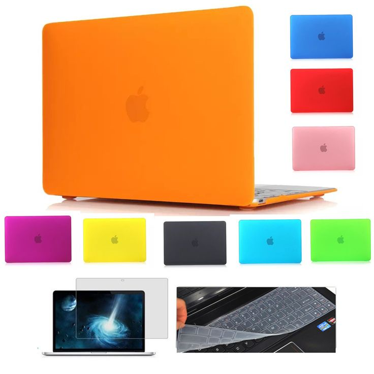 New Fastion Matte Laptop Cover For Macbook Pro 15 Cases 15.4 inch Matte Laptop Cases for Macbook Pro 15 Case with Retina 15.4' #Affiliate