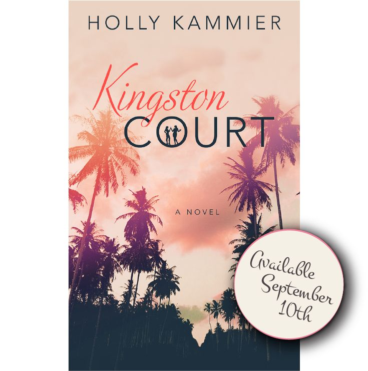 It's finally time! I get to share with you all my book cover for Kingston Court.