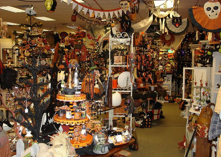vintage halloween decor traditions year round holiday store i want to go to - Halloween Decoration Sale