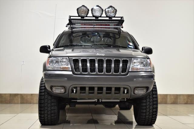 Used 2002 Jeep Grand Cherokee Lifted 4x4 2002 Jeep Grand Cherokee Overland Quadra Drive Lifted 4x4 Roof Rack Offroad 2017 2018 In 2020 Grand Cherokee Overland Jeep Grand Cherokee Jeep