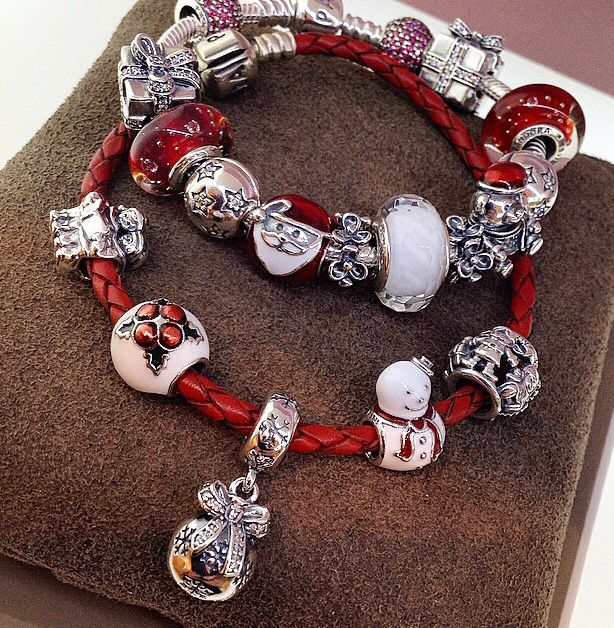 Would love 1 of the red leather bracelets