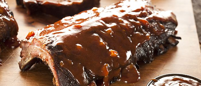 BBQ ribs should be sticky, smoky and beautifully tender and we have the perfect recipe to cook them on a gas grill.