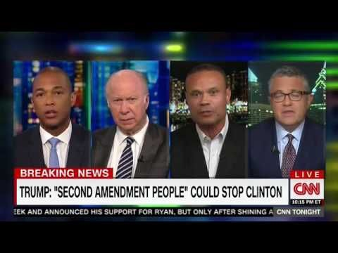 CNN IS OVER: Watch Trump END Don Lemon's Career Last Night On Live TV! - World News Politics Notice the two white dudes he brought in for support actually abandon him. They try to make a very weak defense in his behalf but left this idiot wide open for attack. They didn't have his back not at all.
