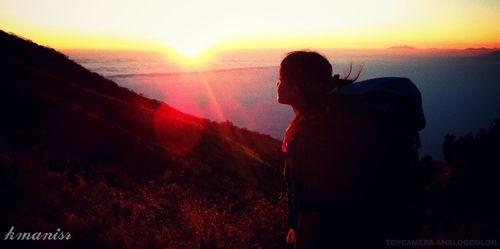 mountain Lawu