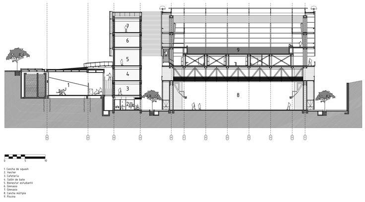 Galería de Centro Deportivo Universidad de los Andes / MGP Arquitectura y Urbanismo - 38
