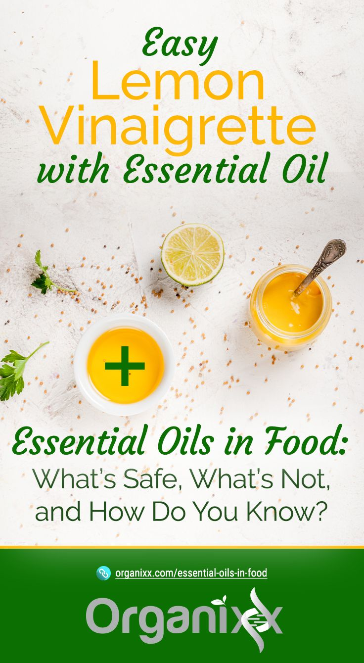 Food Grade Essential Oils: How the Food Industry (& Home Cooks) Use