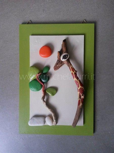 Savannah - Giraffe