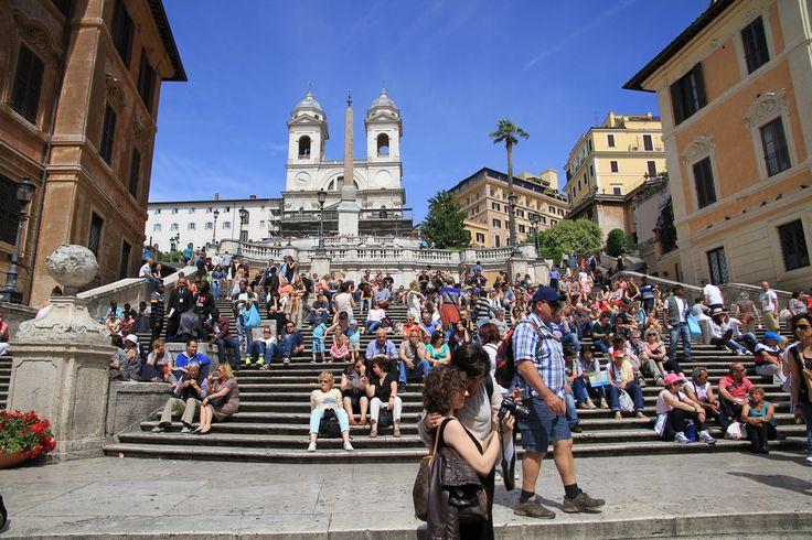Roma - İspanyol Merdivenleri / Rome - Spanish Steps