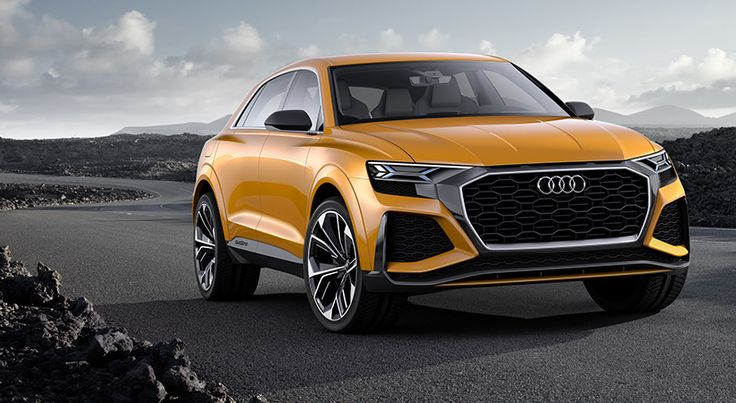 Audi Q, dos nuevos modelos para la familia de SUVs - http://autoproyecto.com/2017/04/audi-q-dos-nuevos-modelos.html?utm_source=PN&utm_medium=Pinterest+AP&utm_campaign=SNAP
