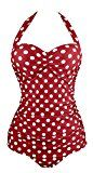 #DailyDeal Angerella Vintage 50s Pin Up Halter One Piece Swimsuit     Angerella Vintage 50s Pin Up Halter One Piece SwimsuitExpires Feb 10, 2017     http://buttermintboutique.com/dailydeal-angerella-vintage-50s-pin-up-halter-one-piece-swimsuit/