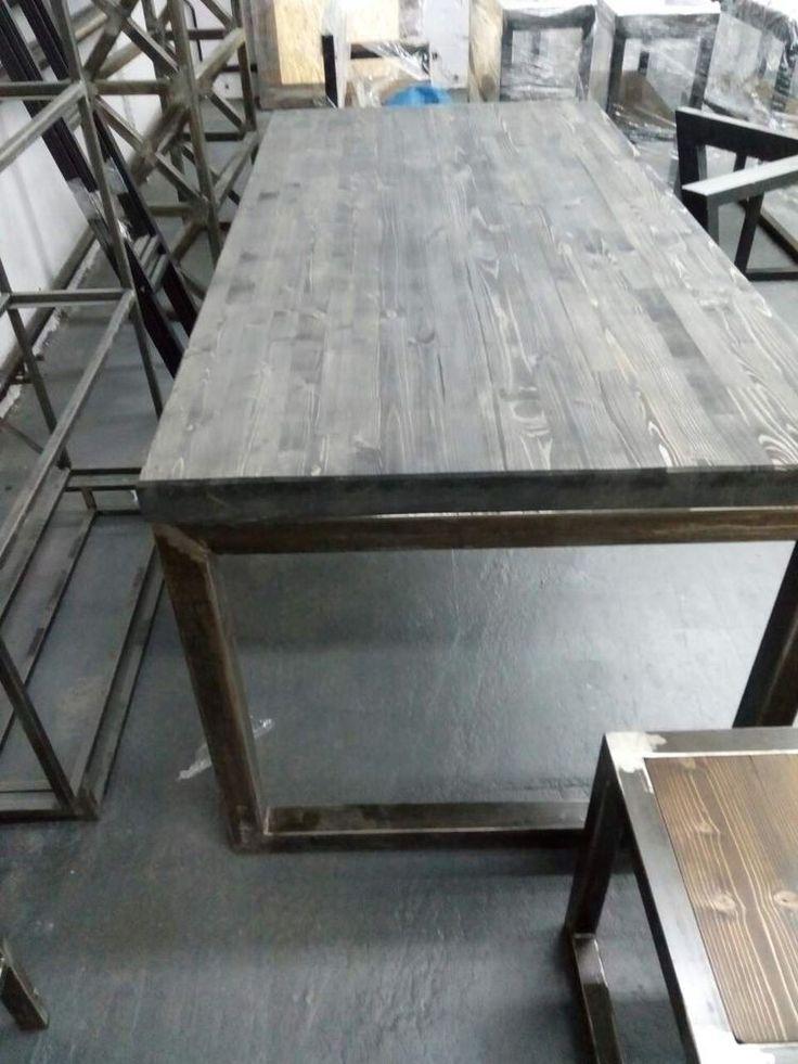 Мебель для ресторанов в стиле лофт. - Ярмарка Мастеров - ручная работа, handmade