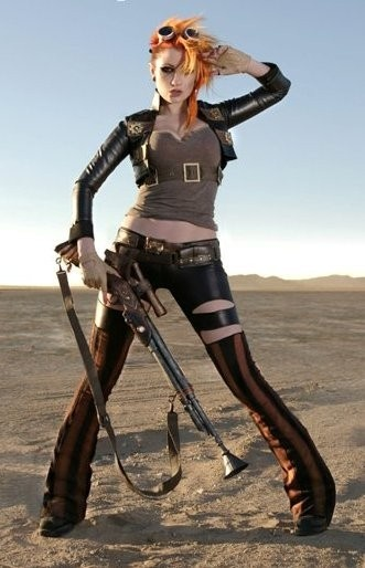 Steampunk Couture - http://www.RGrips.com