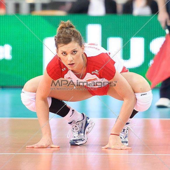 Katarzyna Skowronska - Dolata of Poland Volleyball Team | © Mariusz Pałczyński / MPAimages.com