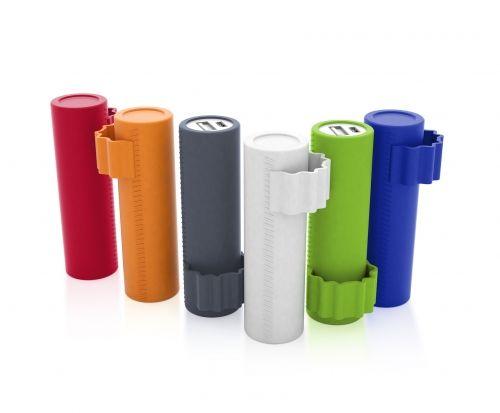 Batería de emergencia/Power Bank de bolsillo personalizada