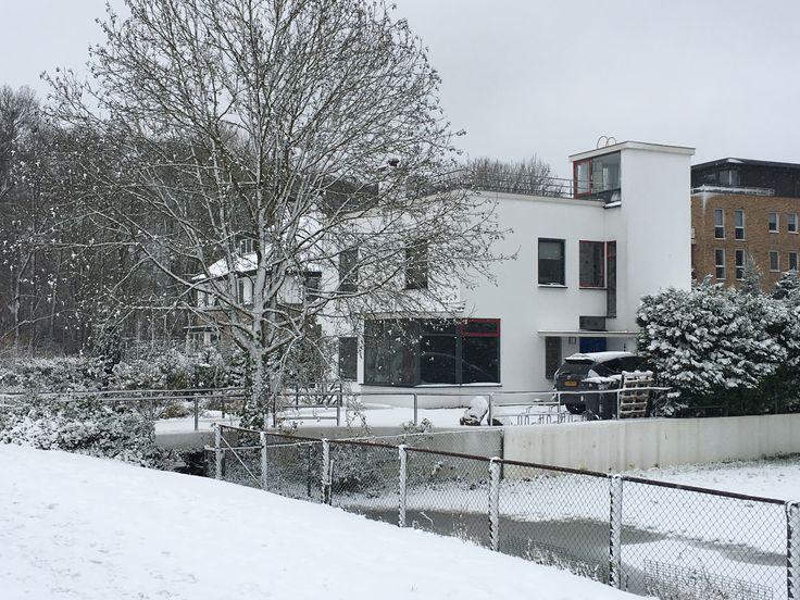 Rijksmonument villa Johanna te Jutphaas