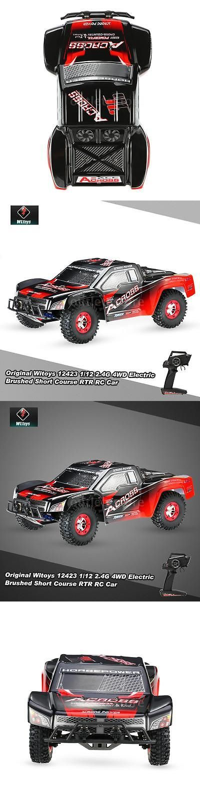 Cars Trucks and Motorcycles 182183: 2017 Original Wltoys 12423 1 12 2.4G 4Wd Brushed Short Course Rtr Rc Car Super -> BUY IT NOW ONLY: $71.68 on eBay!