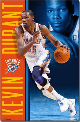 Kevin Durant Poster by CAGDallas on Etsy, $10.00