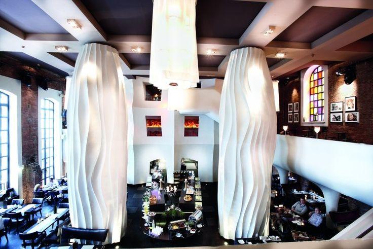 """Verspieltes Design wie aus der Zukunft – Hotel """"East"""" Hamburg - #traumhaftes #Design #Hotel in #Deutschland ➡ ➡ ➡ http://partners.webmasterplan.com/click.asp?ref=509724&site=2347&type=text&tnb=145&diurl=http%3A%2F%2Fwww.travelscout24.de%2Fhotels%2Fhotel.html%3Fuid%3D%24ref%24"""