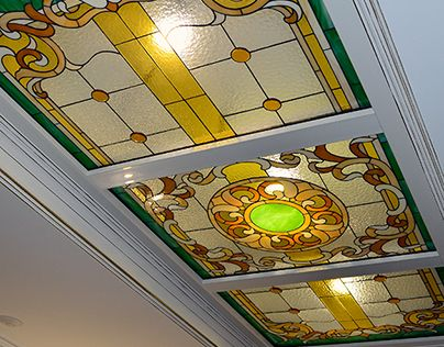 "Check out new work on my @Behance portfolio: ""Stained glass ceiling"" http://be.net/gallery/35857471/Stained-glass-ceiling"