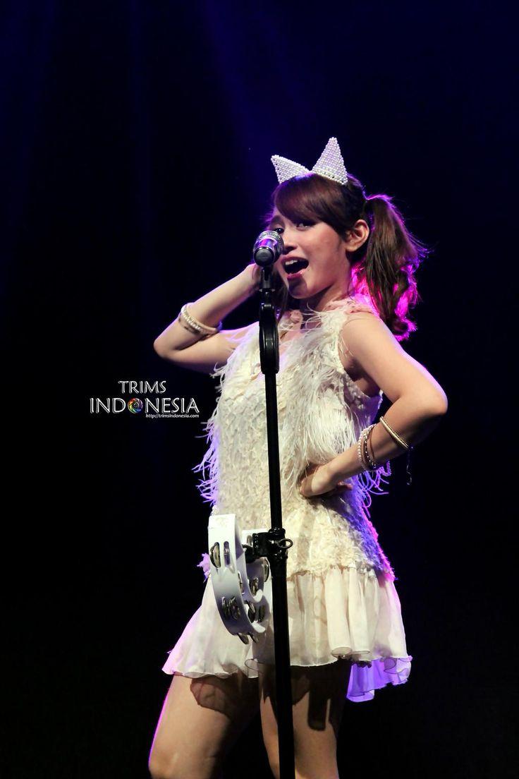 Nabilah Ratna Ayu Azalia ( @nabilahJKT48 ) || JKT48 Live in Concert Sidoarjo #MinR