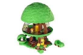 Speelgoed boomhut,heb hem nog :-)