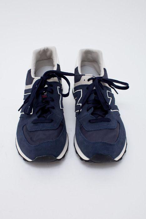 New Balance sneakers at little Velvet !:)