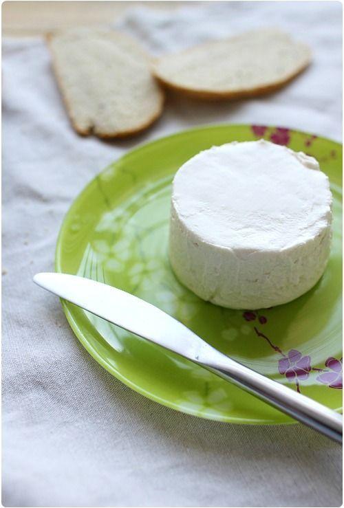 Je vous avais expliqué que je comptais vous proposer des recettes de fromages. Je vous propose au fur et à mesure les recettes en fonction de leur difficul