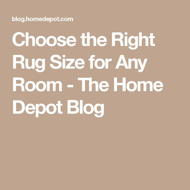1000 Ideas About Rug Size On Pinterest Rug Placement