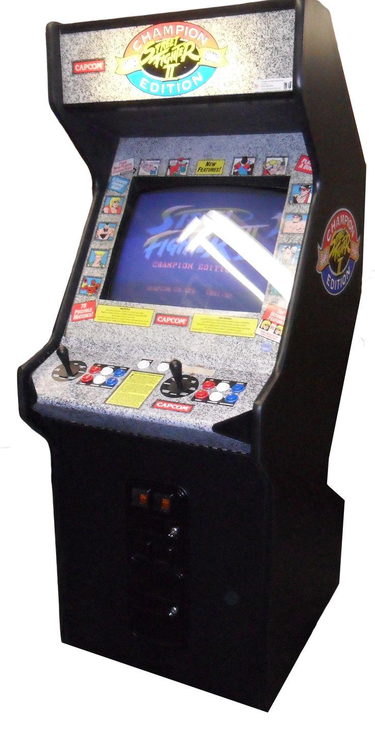 8 best Dream Arcade images on Pinterest | Arcade games, Cabinet ...